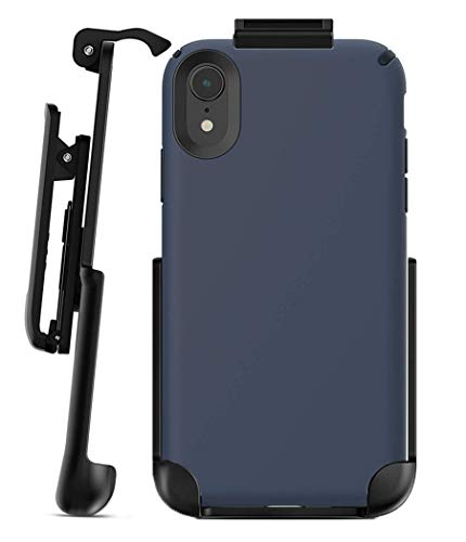 Encased Belt Clip Holster Compatible with Speck Presidio pro Case - Apple iPhone XR (case not Included)