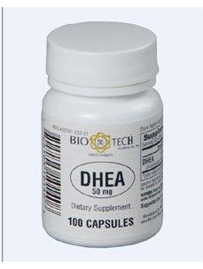 Bio-Tech - DHEA 50 mg 100 caps