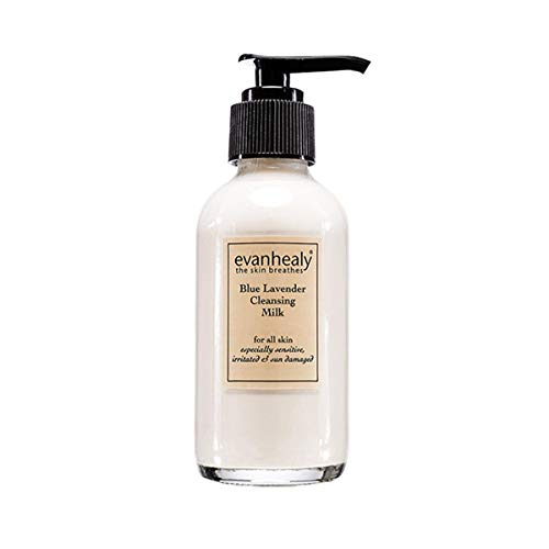 Blue Lavender Cleansing Milk 4oz cleanser by evanhealy (Best Cleansing Milk For Face)
