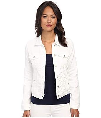 Liverpool Women's Classic Button Front Stretch Denim Jacket