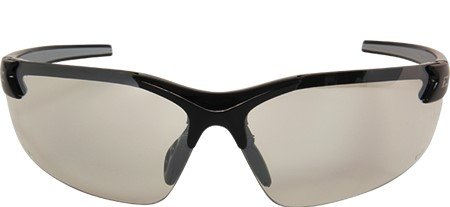Edge Eyewear DZ111-1.5 Zorge Magnifier with Black with Clear Lens 1.5 Magnification