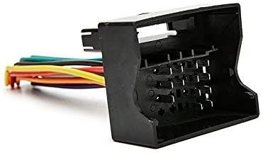 Radio Wiring Harness Volkswagen Power/Speaker Connector/Car Stereo on vw engine wiring diagram, vw type 4 wiring diagram, vw type 2 wiring diagram, 2006 jetta wiring diagram, 2002 jetta wiring diagram, vw jetta wiper motor, vw wiper motor wiring diagram, vw jetta guide, vw type 3 wiring diagram, 1974 vw engine diagram, vw jetta fuel system, vw jetta brake system, 2003 jetta wiring diagram, vw jetta frame, vw jetta ignition switch, vw jetta transmission problems, vw bus wiring diagram, vw jetta oil leak, vw jetta chassis, vw beetle wiring diagram,