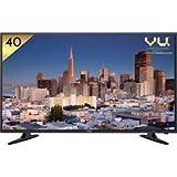 Vu VU40D6575 102 cm (40 inches) Full HD LED TV (Black)