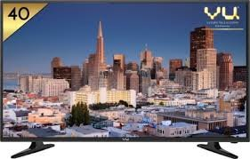 69d5662d5f8 Image Unavailable. Image not available for. Colour  VU 102 cm (40 Inches) Full  HD LED TV ...