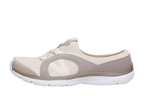 Easy Spirit Womens Quade Clog Light Tessuto Multi Naturale