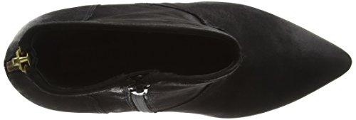 Steve Madden Footwear Damen Bronco Kurzschaft Stiefel Schwarz (Schwarz)