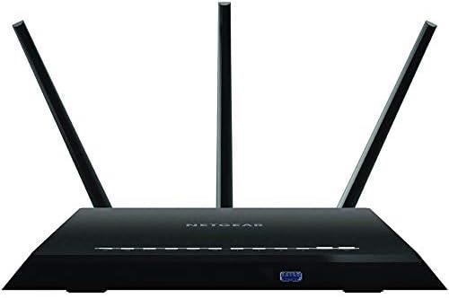 Netgear Nighthawk Smart WiFi Router (R7000)