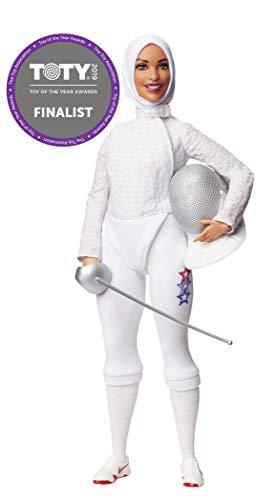Barbie Ibtihaj Muhammad Doll (Best Muslim Girl Names In The World)