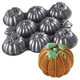 Wilton 2105-1183 Mini Pumpkin Cupcake Pan- Discontinued By Manufacturer
