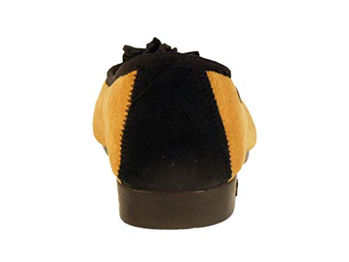 3 Colori Domi Senape Semelflex Pantofole YxAZFW