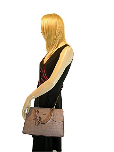 707d2ecc0dad New Guess G Logo Purse Box Satchel Hand Bag Crossbody   Wallet Set 2 Piece  Pink