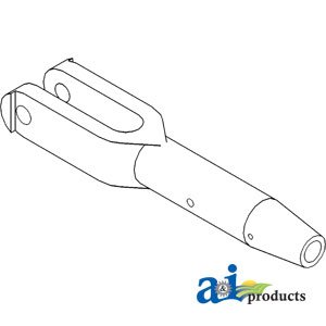 Housing Leveling Screw - A&I - Housing, Leveling Screw (USED ON BOTH 2POINT & 3POINT HITCHES). PART NO...