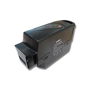 vhbw Li-Ion Batteria 20.8Ah (26V) per e-Bike Bici elettrica Panasonic Flyer L2, L4, L5, L8 Come NKY224B02, NKY304B2…
