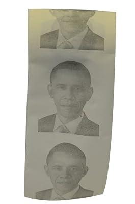 Obama Novelty Toilet Paper from Fairly Odd Treasures LLC