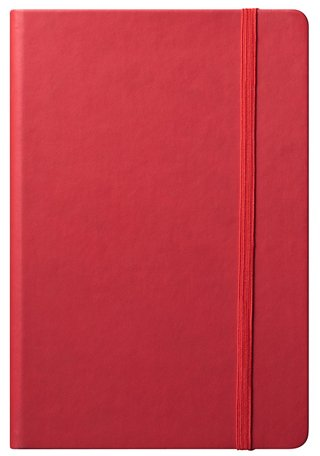 Cool Journal: Red Medium 10 pcs sku# 1796315MA by Unknown