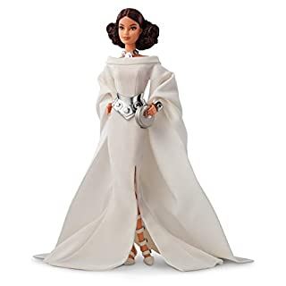 Princess Leia Star Wars x Barbie Doll