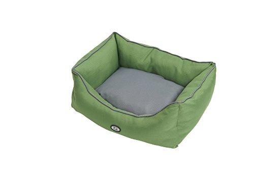 Kruuse Buster Sofa Bed, Artichoke Green/Steel Grey, 60 x 28'' by Kruuse