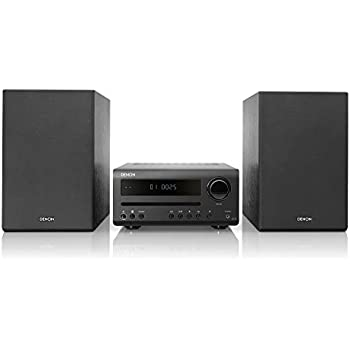 Amazon com: Denon D-M41 Home Theater Mini Amplifier and
