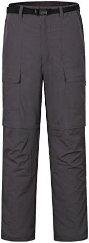 [해외](플로랑) Froyland 남성용 아웃 도어 등산 트레킹 롱 팬츠 배기 속 건 발 수 컨버터블 팬츠 반바지 경상 춘추 여름 용 / (Floran) Froyland Men`s Outdoor Climbing Trekking Long Pants Ventilation Quick Dry Water Repellent Convertible Pants S...