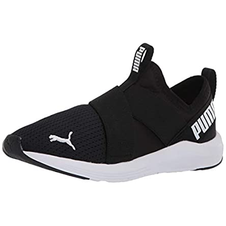 PUMA Women's Prowl Slip on Cross Trainer