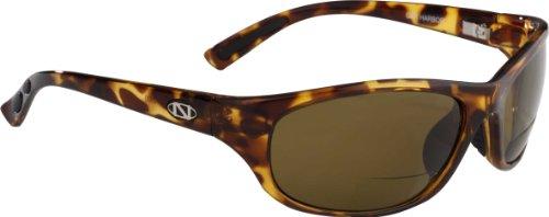 Ono's Trading Company 2.50 Mag Power Polarized Sunglasses (Tortoise, - Sunglasses Onos