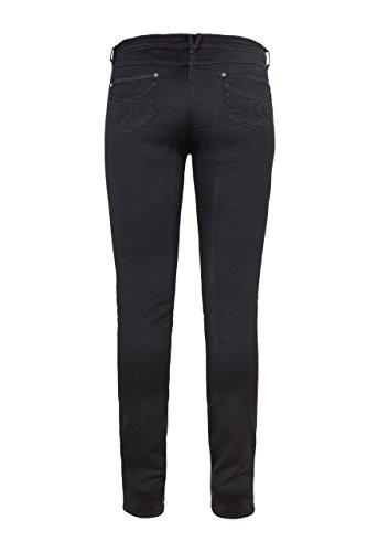 Stretch Jeans Power Femme Noir X Million Victoria IqgXxRqE