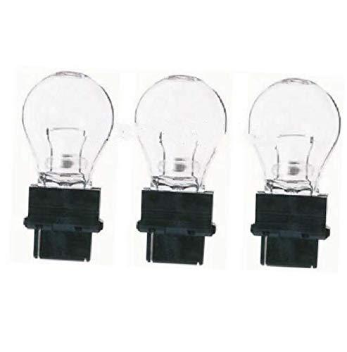 Bulb 3Pack - 3156 Mini Indicator Lamps S8 Plastic Wedge Base 12V