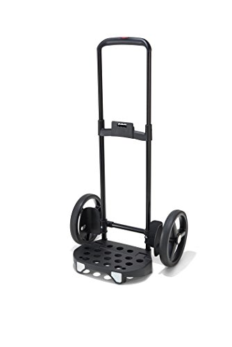 Any Pallet Load (reisenthel citycruiser rack, Collapsible Dolly, Black)