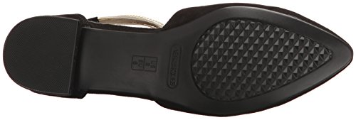 Girl Women's Ballet Talk Aerosoles Combo Flat Black q1d5HW