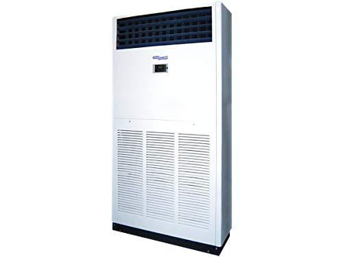 Super General 96000 BTU 8 Ton Floor Type Split Air Conditioner, with R22 ReT3 Scroll Compressor White SGFS-96-HE