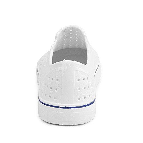 antiscivolo scarpe Holiday uomo Nero EU Morbido Casual 43 e Daily da Beach Sandali da uomo acqua zoccoli Color donna Jiuyue Dimensione Scarpe per shoes da con Bianca da wxXa7q6q