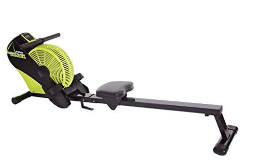 Stamina ATS Air Rower Sports Edition (Lime Green)