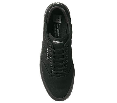 F17 Base Unisexes Adidas Gris Chaussures F17 Noires De Deux Skateboard noir Noir Adultes 3mc YY8xqgwpO