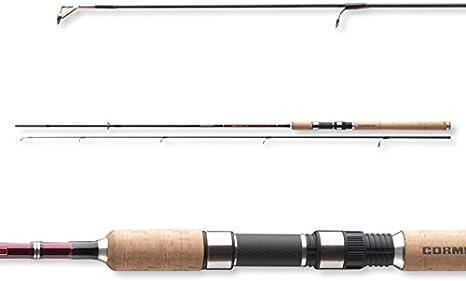 2 piezas Cormoran Red Master Twitch & Spin, 2.15 M 10-38G - caña de pescar (doble): Amazon.es: Deportes y aire libre