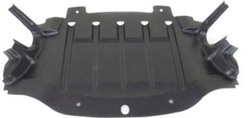 Crash Parts Plus Center Engine Splash Shield Guard for RWD 2011-2014 Chrysler 300 (Chrysler Splash Guards)