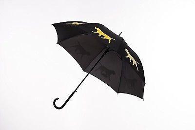 Labrador Retriever Rain Umbrella - Black/Yellow By San Francisco Umbrella Co. by The San Francisco Umbrella Company (Image #3)