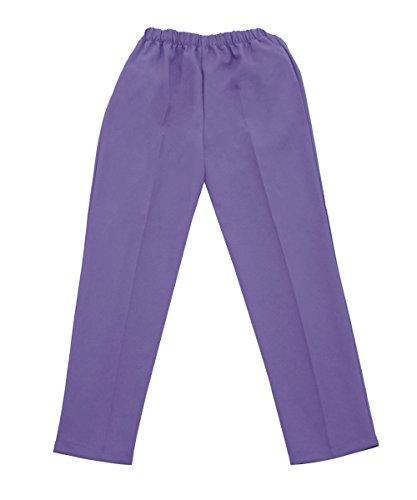Purple Senior Pants - 1
