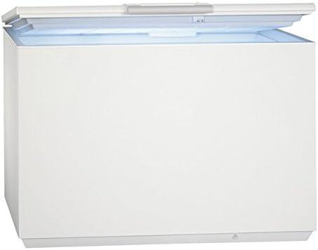 AEG AHB82621LW Independiente Baúl 255L A++ Blanco - Congelador ...