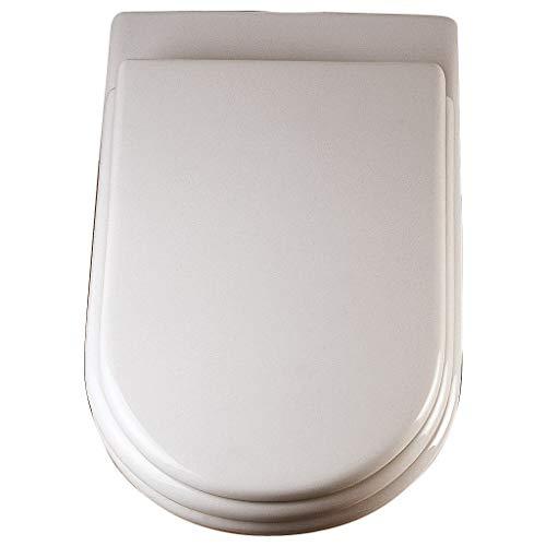 Sedile Fiorile Ideal Standard.Ideal Standard T628701 Sedile Curvo Serie Fiorile Bianco Amazon It