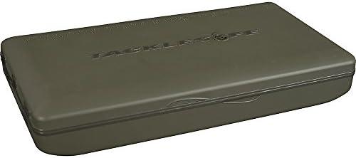 Korda Tackle Caja de pesca segura – 29 compartimentos para almacenamiento de aparejos de pesca de carpa: Amazon.es: Deportes y aire libre
