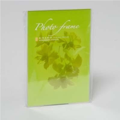 Photo Frame 4 X 6 Clear Plastic Magnetic