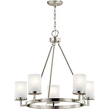 Amazon.com: Kichler Lighting 44250NI Lente - Lámpara de ...
