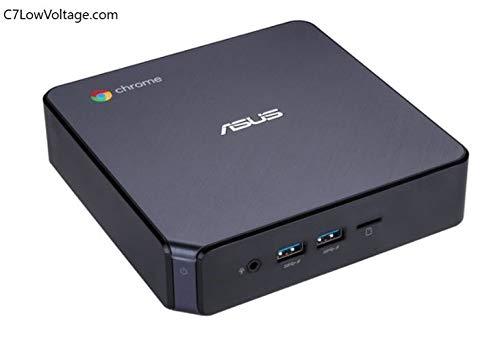 ASUS Chromebox 3 Mini Desktop Computer - 2.4 GHz Intel Core i3-7100U Dual-Core, 4GB DDR4, 32GB eMMC, Chrome OS - CHROMEBOX 3-N018U