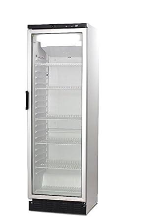 VESTFROST nfg309 puerta de cristal pantalla congelador, 310 L ...