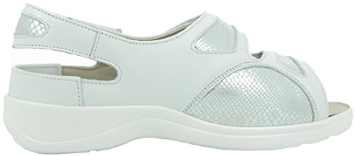Sandals White Rehabilitation shoes Slippers nbsp;Women Womens Berlin 79721 Therapieschuhe Varomed nbsp;70 OvRYwOq