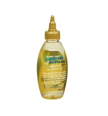 Ogx Argan Oil Of Morocco Miracle In-Shower Oil 4oz (2 Pack)
