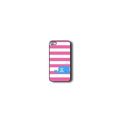 Krezy Case Monogram iPhone 5s Case, Colorful stripes Pattern Monogram iPhone 5s Case, Monogram iPhone 5s Case,...