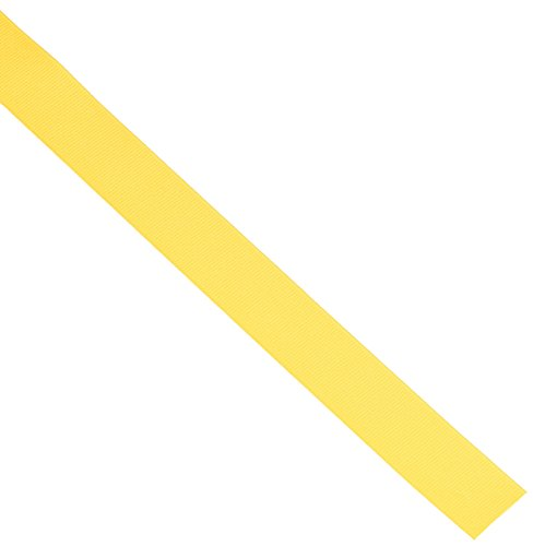 Yellow Gold Grosgrain Ribbon - 6