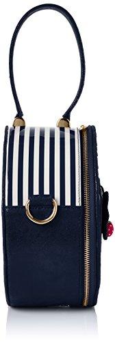 Handle Bag Irregular Freya Blue Top Choice Blue Bag Womens wUxXqSF