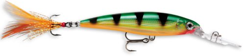 Cheap Rapala X-Rap Deep 08 Fishing lure, 3.125-Inch, Perch